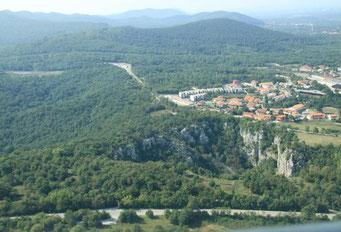 スロベニアのカルスト地方