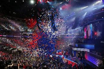 アメリカ大統領選挙(2016)