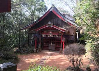 吉部稲荷神社