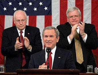 ブッシュ(子)大統領