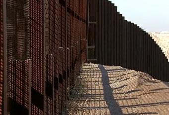 国境の壁(アメリカとメキシコ)