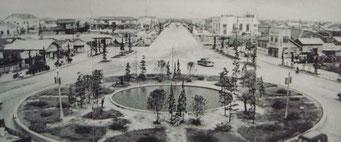 昭和26年の宇部市