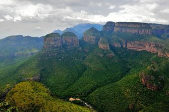 レボンボ山脈