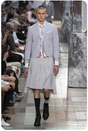 Thom Browne Spring 2018 Menswear Fashion Show
