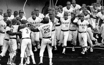1980年 カープ最初の二連覇
