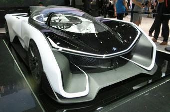 東京モーターショー 中国EV