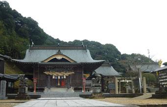 吉部八幡宮