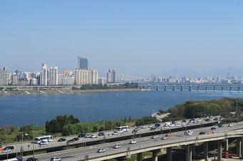 韓国 漢江の奇跡