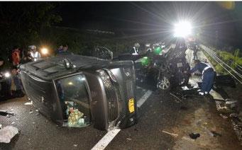 下松市での交通死亡事故