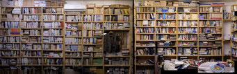 立花隆の書斎