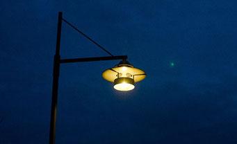 LED屋外灯は虫が来ない