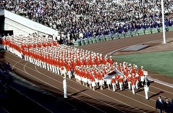 東京オリンピック1964