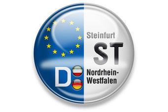 Steinfurt - Einsatzort der Privatermittler BOOKE DETEKTIVE