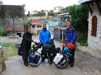 Voyage à vélo au Monténégro, bike touring