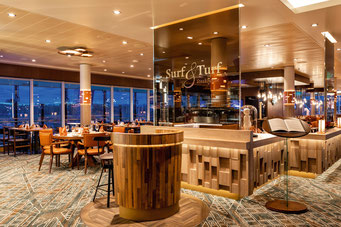 Surf & Turf - Steakhouse | © TUI Cruises