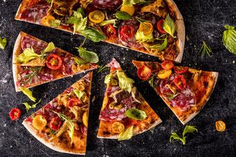 Pizza Salami by Theodor Falser // © TUI Cruises