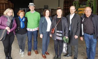 P.Karhunen, B.Albrecht, R.Neidhart,H.Schuster,M.Lappi-Kaipio,Chef,J.Diesner