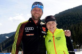 Jesko Fischer und Juliane Frühwirt
