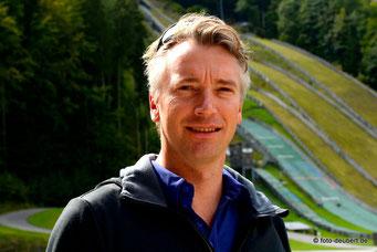 Björn Weisheit - Sportlicher Leiter Biathlon
