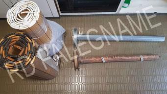 Nuove Tapparelle in PVC e Rulli in Acciaio
