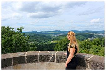 Wandern in der Eifel schalkenmehrener maar gemünder maar eifel daun