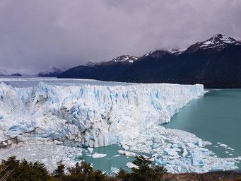 Glaciar Luis Perito Moreno