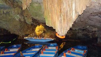 Le grotte di Diros
