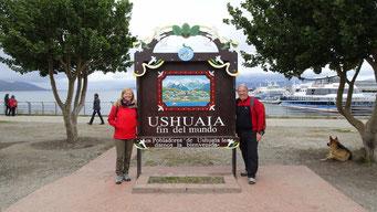 Ushuaia: la Fine del Mondo