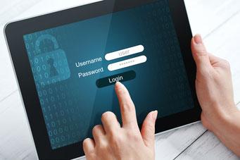 Passwortsicherheit ist das A&O