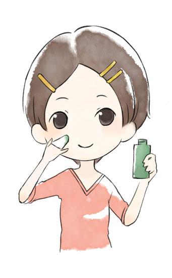 #おうち美容 #おこもり美容 #ヘルシースキン #肌荒れやにきび・シミをきっちり予防 #オーガニックな化粧水