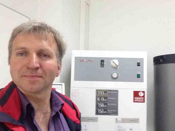 Wärmepumpe Solar BHkw KWK günstig billig Sonderangebot