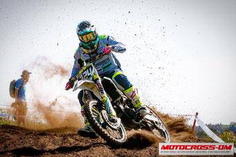 Foto: Motocross Öm Melanie Laebe
