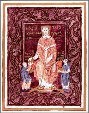 Der Schaukler von St. Prokulus - leicht verfremdet