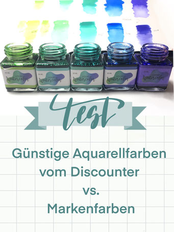 Discounterfarben vs. Markenfarben