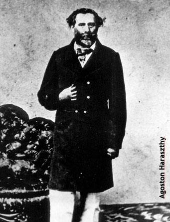 Ágoston Haraszthy