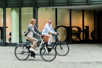 City Speed-Pedelecs mit unseren Experten vergleichen, probefahren und kaufen in der e-motion e-Bike Welt in Olten