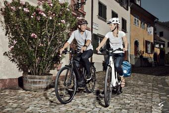 Trekking Speed-Pedelecs mit unseren Experten vergleichen, probefahren und kaufen in der e-motion e-Bike Welt Olten