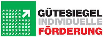 Logo: Gütesiegel Individuelle Förderung