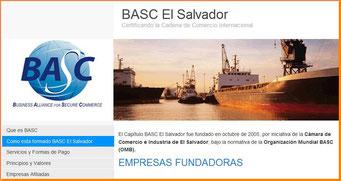 Capitulo BASC El Salvador