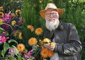 Gartenbotschafter John Langley® - Foto: Andreas Bock / Loki Schmidt Garten in Hamburg