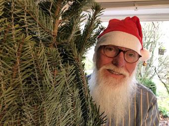 Foto: Petra Schweim - John Langley - 62 Jahre Erfahrungen mit Weihnachtsbäumen.