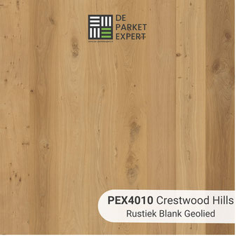 PEX4010 Crestwood Hills Rustiek Blank Geolied