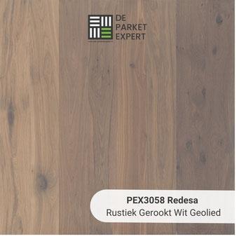 PEX3058 Redesa Rustiek Gerookt Wit Geolied