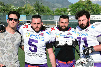 4 free agent rinforzano i Guelfi Firenze