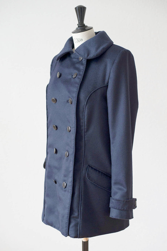 Jennifer Klein Couture Frankfurt The Couture House cardigan coat traditional tailoring handsewn multiple styles