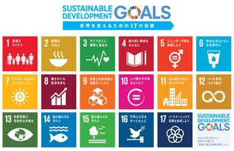 国連が定めた17個の開発目標