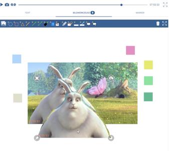 Bild: Screenshot, AMMMa. Durch Klicken vergrößern.