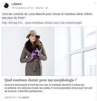 Comment choisir le manteau selon sa morphologie et sa silhouette