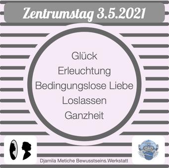 Tagesimpuls Zentrumstag 2. Mai 2021: Schnelligkeit und Transformation