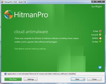 HitmanPro 3.7